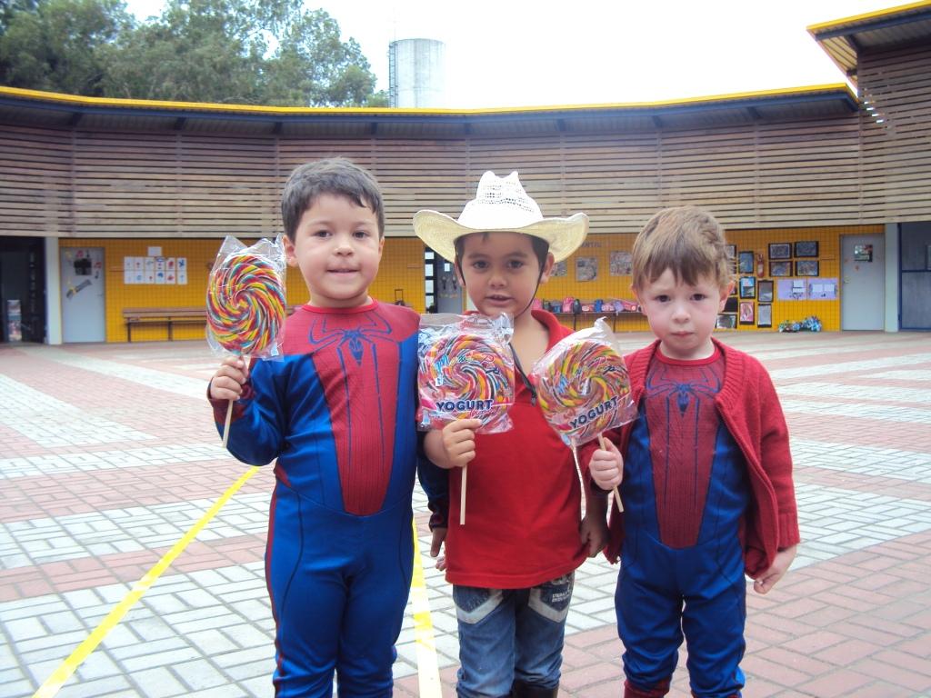 Centro Joao Paulo II Dia das Criancas